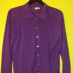 J.Crew Cardigan Collar Sweater